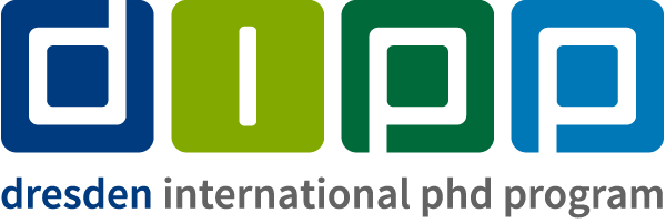 Logo of Dresden International PhD Program (DIPP)